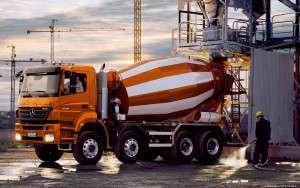 Доставка бетона от компании «Бетон-строй»